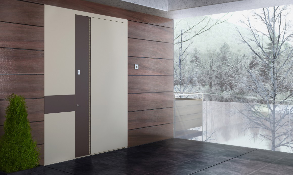Alumil Smart Entrance Doors Madrugada Solutions